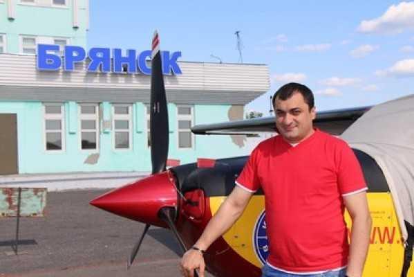 Курск нанес по Брянску удар с воздуха