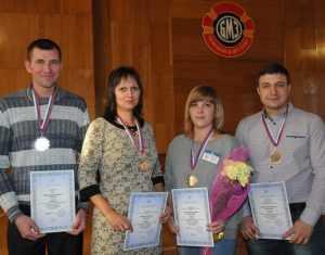 На Брянском машиностроительном заводе завершился конкурс профмастерства