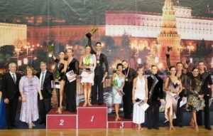 Брянские танцоры взошли на Олимп с «серебром»
