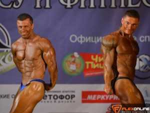 Брянское золото чемпионата по бодибилдингу уехало в Москву и Калугу