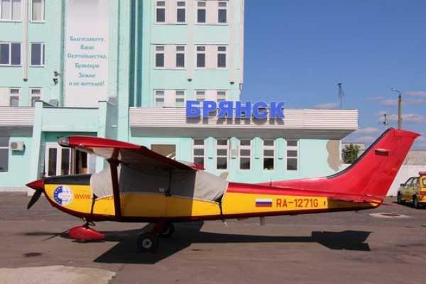 Гендиректора брянского аэропорта Рохвадзе наградили
