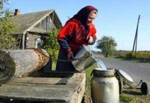 Прокуратура потребовала воды для брянских селян