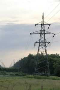 Брянские энергетики расчистили просеки под линиями электропередачи