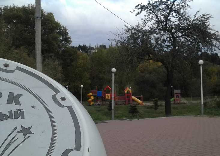 В Брянске у Дворца Гагарина автомобилистка сбила мальчика