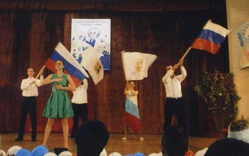 Брянцы выступили на фестивале жестового языка