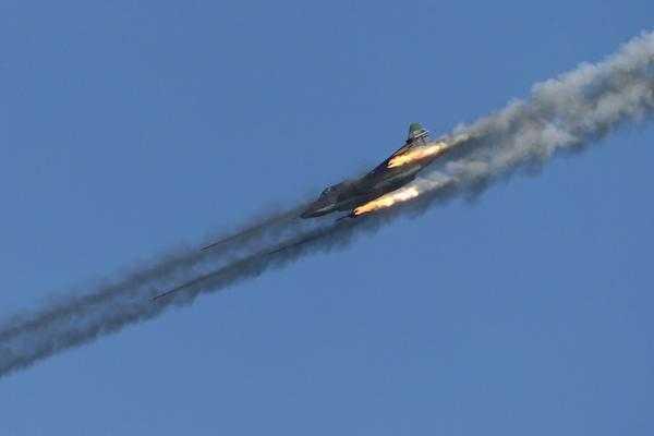 Храни вас Господь, русские летчики!