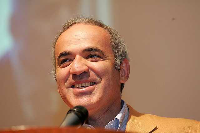 С Каспарова сняли личину чемпиона чертовой дюжины