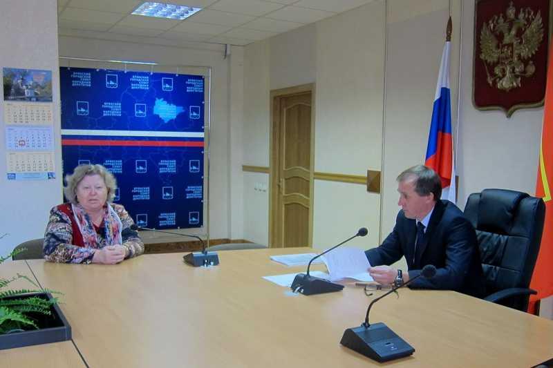 Глава администрации Брянска поручил дать тепло жителям Московского микрорайона