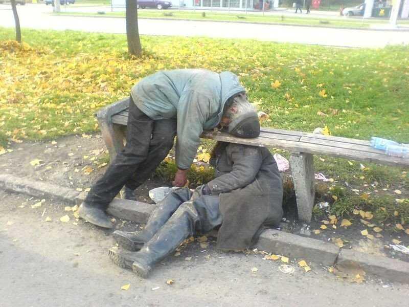 В Брянске пьяный пешеход угодил под автомобиль