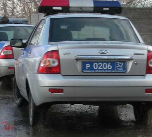 В Брянске на улице падающих светофоров будут ловить пьяных водителей