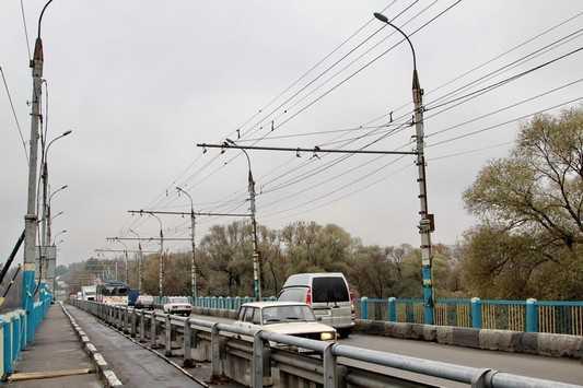 Ударная стройка Брянска: Первомайский мост сдадут через год
