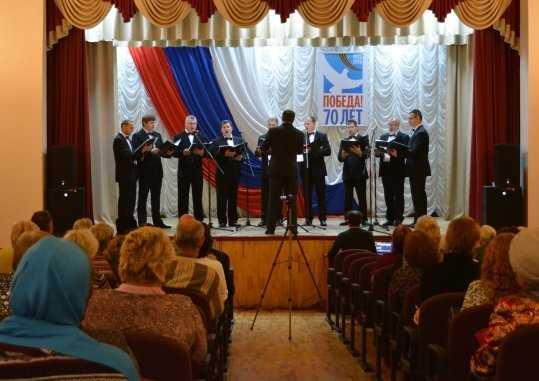 Хор брянского собора выступил с уникальным концертом