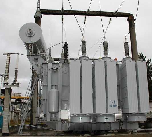 Брянские энергетики реконструировали подстанцию «Дормашевскую»