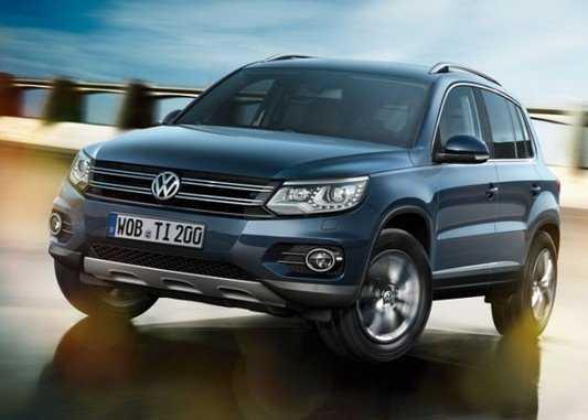 Volkswagen Tiguan:  настоящий  искатель приключений
