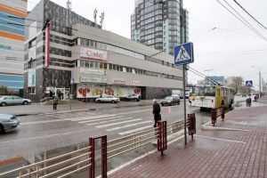 В Брянске ликвидируют опасный пешеходный переход на улице Дуки