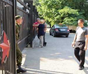 В Брянской области начался осенний призыв
