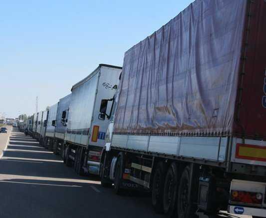 Брянская область сократила вдвое торговлю с зарубежьем