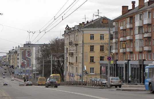 Прокуратура признала дом в центре Брянска открытым для террористов