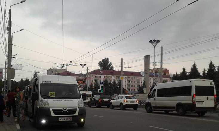 Проезд в маршрутках Брянска подорожает до 16 – 18 рублей