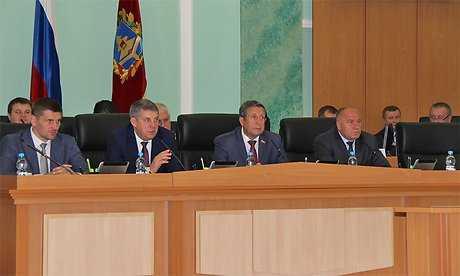 Заместители брянского губернатора прошли думское горнило