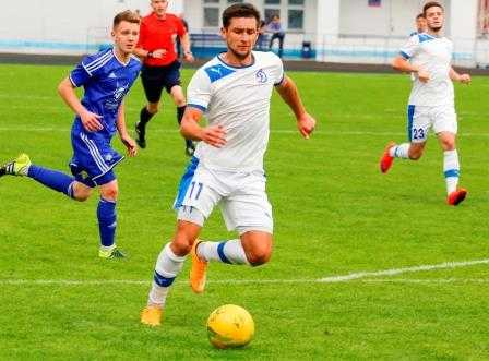 Брянское «Динамо» не удержало победу в Курске