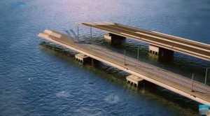 Крымский мост будет строительным шедевром