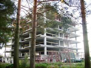 В Брянске «Надежда» строит дом по новой технологии УДС