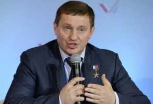 Брянец Бочаров поддержал военные действия России в Сирии