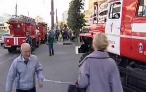 Пожар в брянском ТРЦ Тимошковых случился из-за неисправного баллона