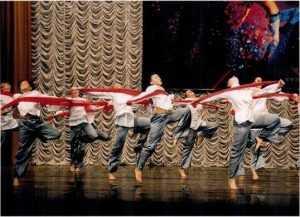 Брянская «Матрица» покорила Москву современным танцем