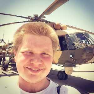 Брянец рассказал о своих впечатлениях об иракской войне