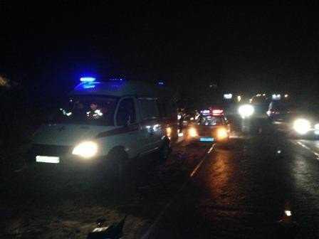 Брянская полиция выяснила, почему «скорая» сбила пешехода