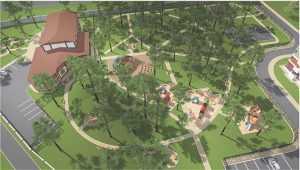 В брянском микрорайоне «Сосновый бор» будет свой парк отдыха