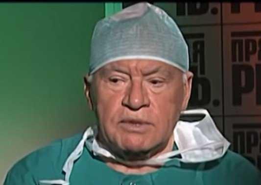 Знаменитый хирург Лео Бокерия посоветовал отдать завтрак врагу