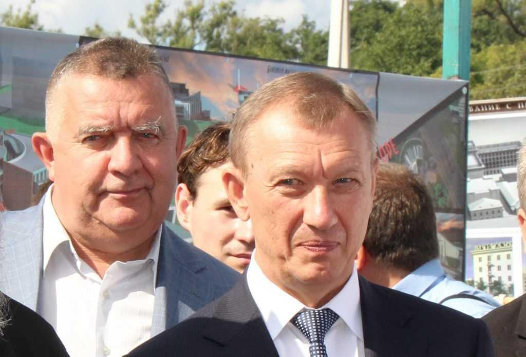 Бывший мэр Брянска Кистенёв поведал о напряжённых отношениях с Дениным