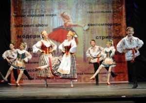 Брянцы покорили Курск «Веселухой» и «Симфонией огня»