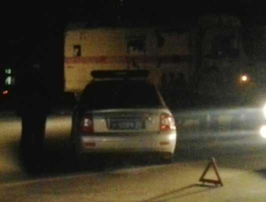 В Брянском районе перевернулся автобус – пострадали пассажиры