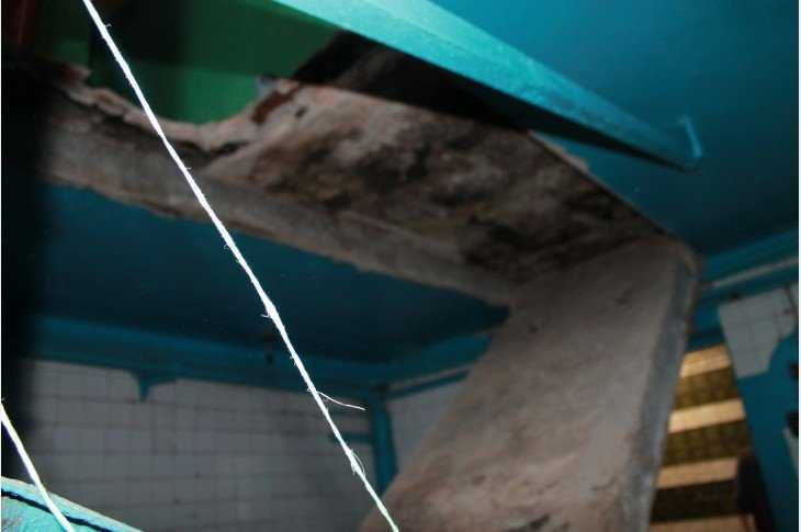 В Дятькове дом с обрушившимся перекрытием обследуют «Струной»