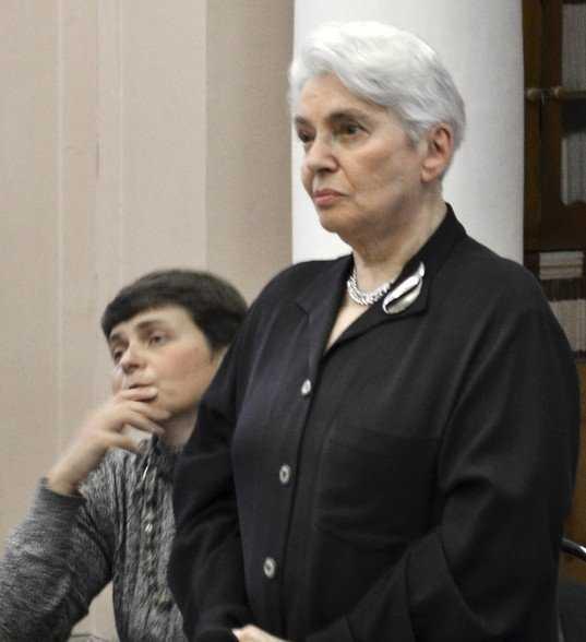 Наталья Солженицына отбила в Брянске атаку коммунистов