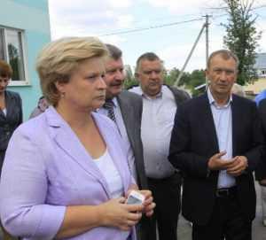 В Брянске начался суд над обвиняемой в белобережской афере Светланой Роман