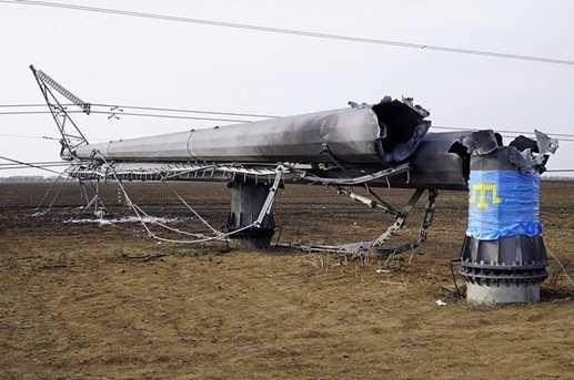 Крым получит электричество из России до 22 декабря