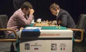 Брянский гроссмейстер Ян Непомнящий стал чемпионом Европы