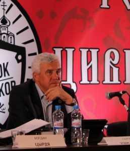 «Коммерсант» процитировал главу Брянского отделения Изборского клуба