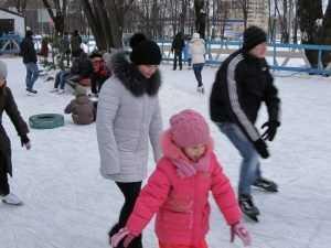 Брянцам пообещали зимой 199 катков