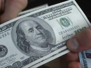 В брянском банке обнаружили фальшивую стодолларовую купюру