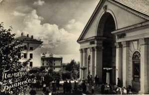 В Брянске установят памятник жертвам обрушения кинотеатра «Октябрь»