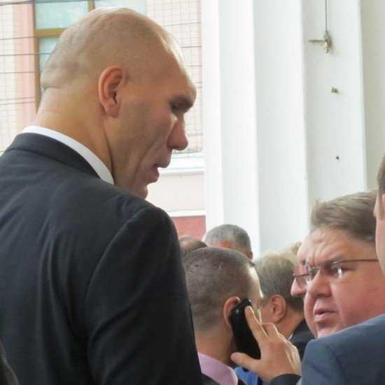 Лемешова назвали щукой и дали пост заместителя брянского губернатора