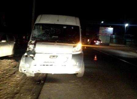 В Брянске под колесами маршрутки погибла женщина