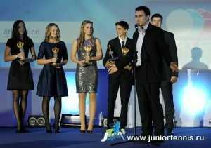 Брянская теннисистка Влада Коваль получила «Русский кубок»