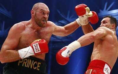 Кличко проиграл Фьюри и нанес поражение Украине